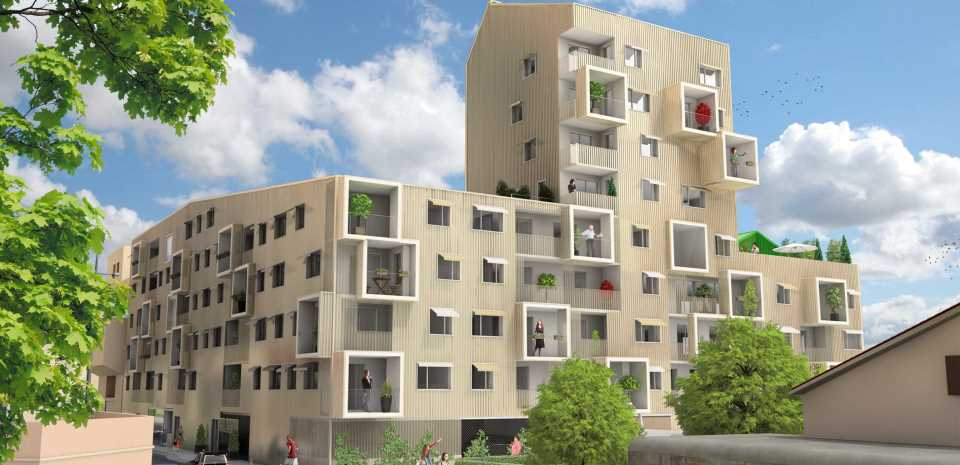 Immobilier neuf - ext�rieur 2